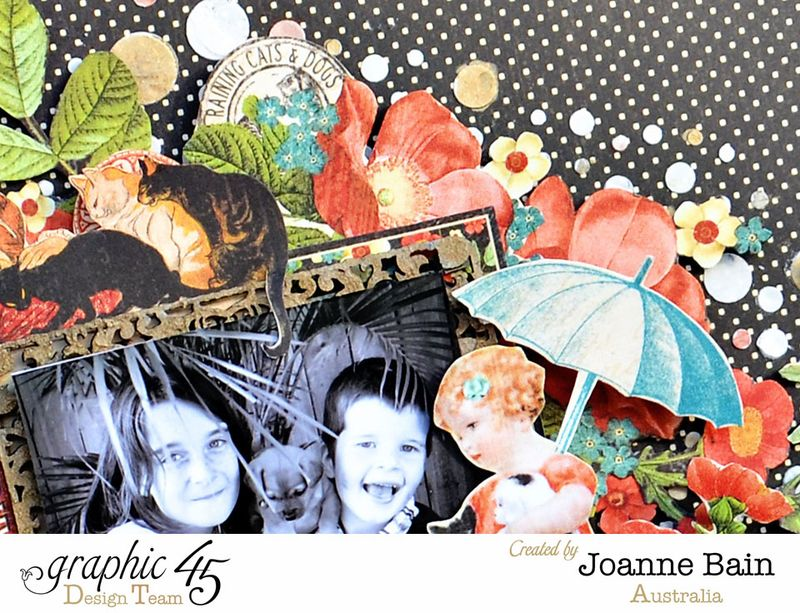Joanne-Bain_Raining-Cats-And-Dogs_Faber-Castell_Layout_detail3