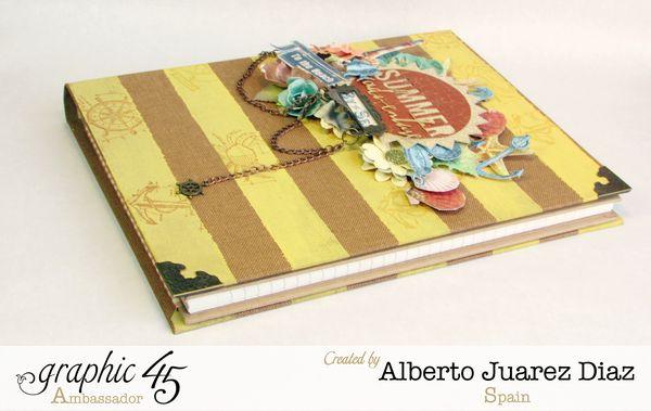 Summer Diary, By the Sea, AlbertoJuárez, by Grapchi45 1