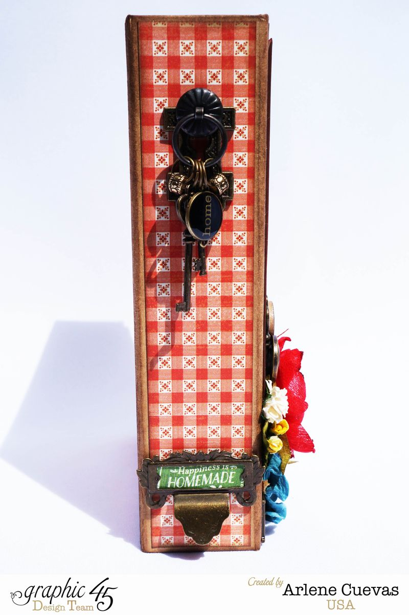 Altered Box and Album_HomeSweetHome_ArleneCuevas_Graphic45_Photo5