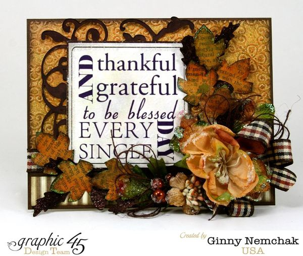 Thankful and grateful card 4
