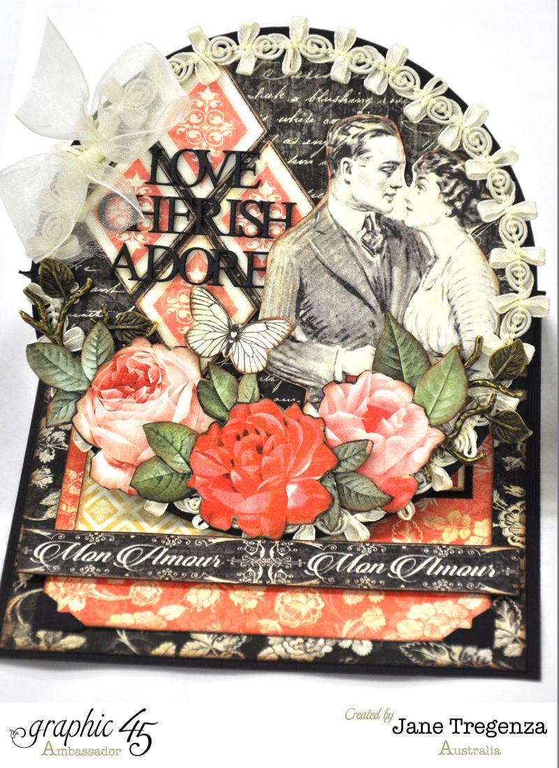 Mon Amour Cards - Love Cherish Adore 2