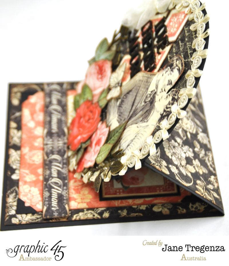 Mon Amour Cards - Love Cherish Adore 4