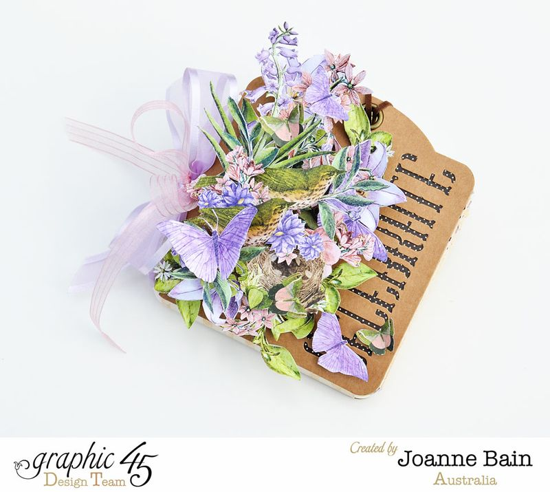 Expanding-Square-Tag-Album,-Time-To-Flourish,-JoanneBain,-product-by-Graphic-45,-Photo-1