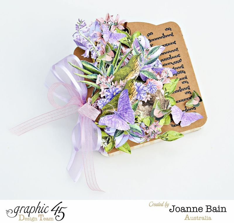 Expanding-Square-Tag-Album,-Time-To-Flourish,-JoanneBain,-product-by-Graphic-45,-Photo-2