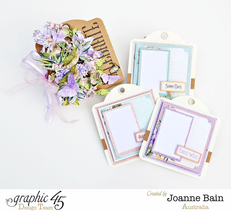 Expanding-Square-Tag-Album,-Time-To-Flourish,-JoanneBain,-product-by-Graphic-45,-Photo-4