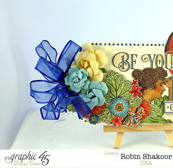 Be Yourself Tag, World's Fair Collection, by Robin Shakoor, Product by Graphic 45, Photo 1_edited-1