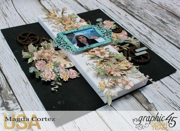 1A A Ladies Diary - Timeless Memories- Graphic 45 - Magda Cortez - 1 of 9