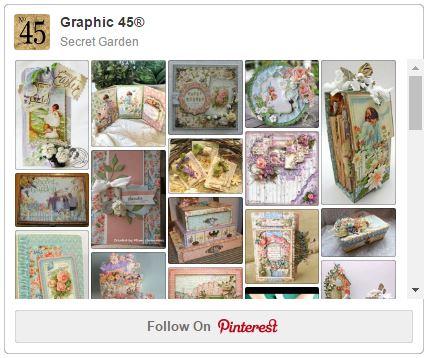 Secret Garden Pinterest Board