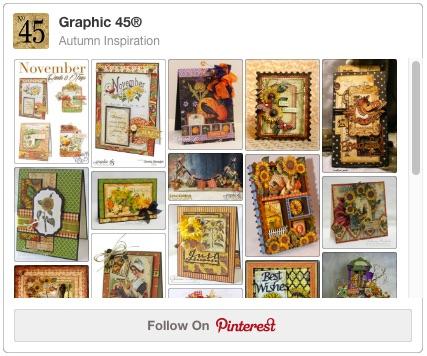 Autumn Inspiration Pinterest Board