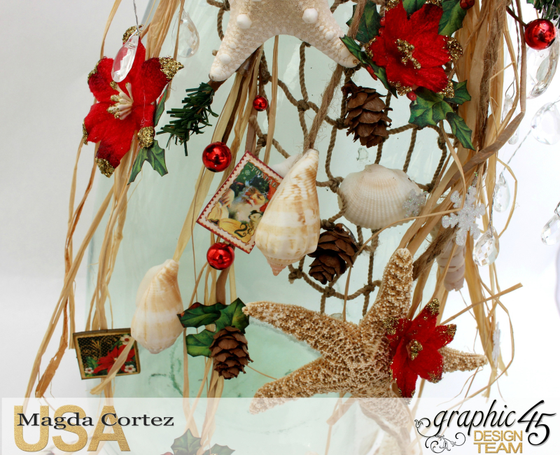Christmas by the sea Home Decor-St Nicholas- By Magda Cortez - Product by Graphic 45-Photo 03 of 06