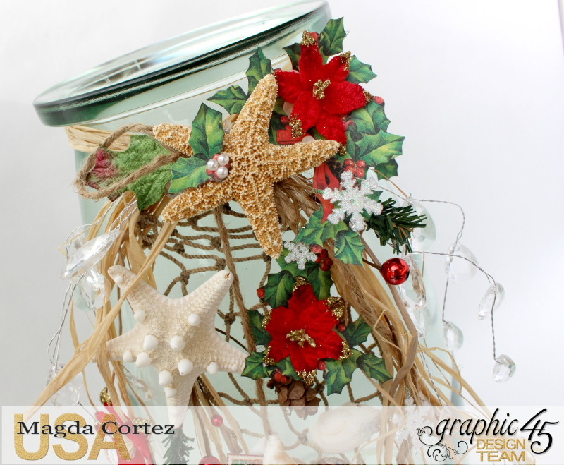 Christmas by the sea Home Decor-St Nicholas- By Magda Cortez - Product by Graphic 45-Photo 04 of 06