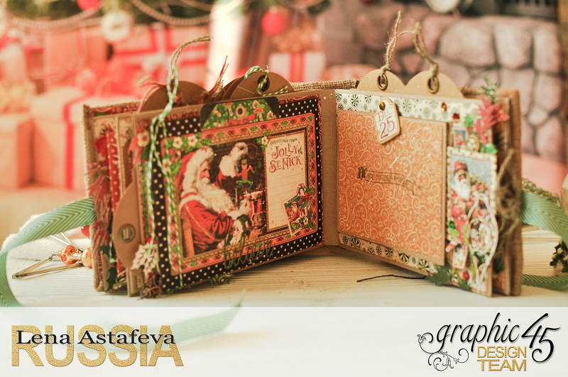 December Daily- St.Nicholas-by Len Astafeva-products Graphic 45 -94