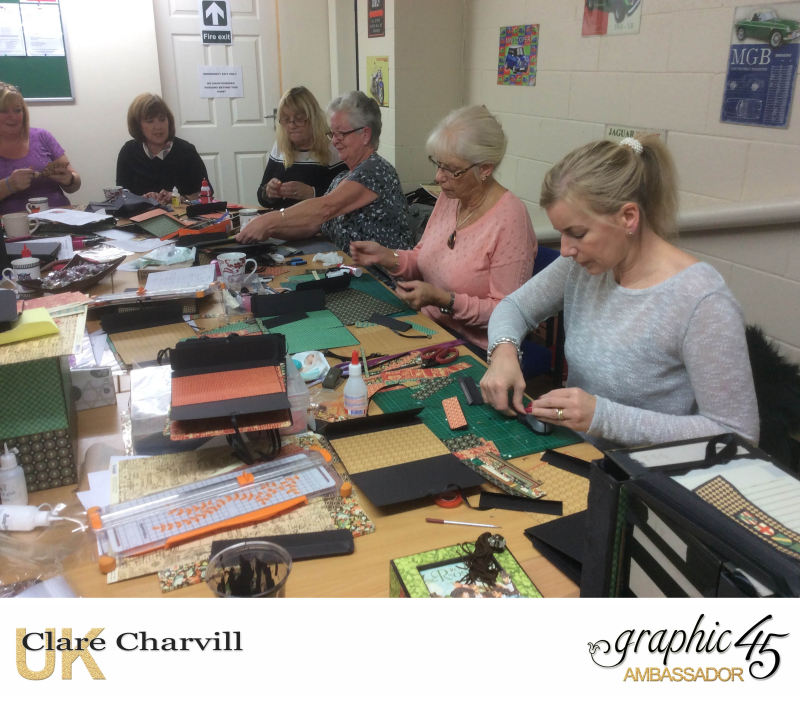 G45 workshop with Clare Charvill Skelton 4, Yorkshire