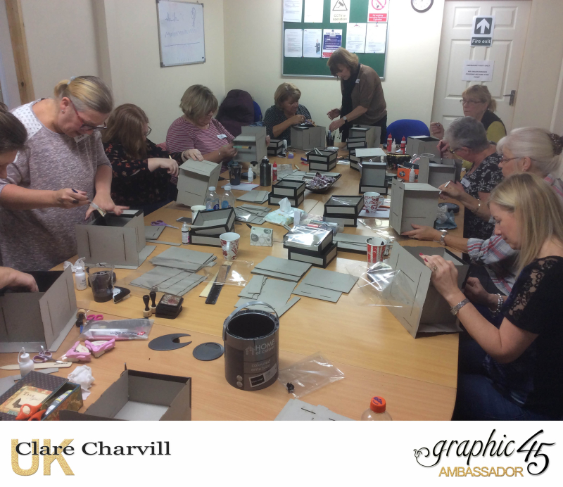 G45 workshop with Clare Charvill Skelton 1, Yorkshire