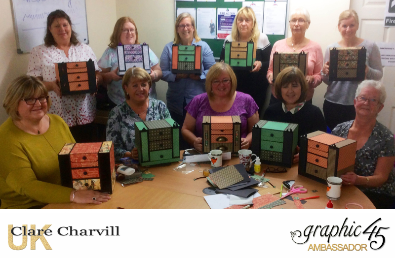 G45 workshop with Clare Charvill Skelton 7, Yorkshire