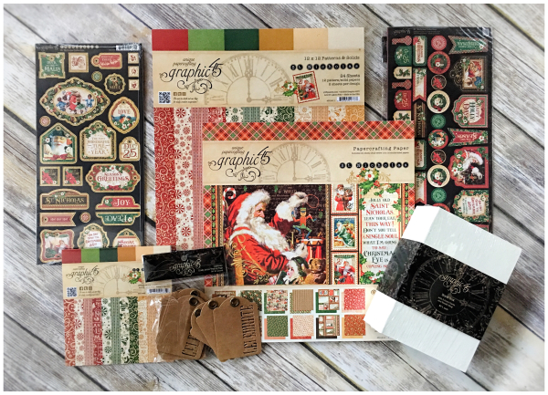St Nicholas, Ivory Book Box and Celebrate ATC Tag Prize $80+