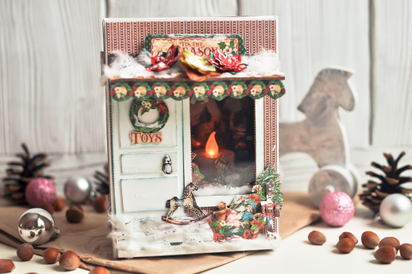 Toys Shop-ST.Nicholas- Lena Astafeva-products by Graphic 45-12