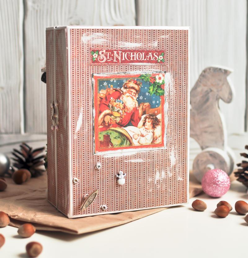 Toys Shop-ST.Nicholas- Lena Astafeva-products by Graphic 45-27