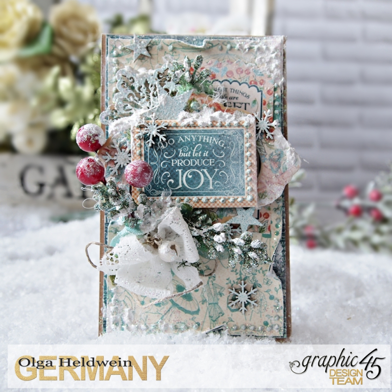 December assigment - olga christmas card st nicholaus and cafe parisian (1)