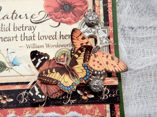 Just Because Card Set  Nature Sketcbook  By Katleyn Grosart  Product By Graphic 45  Photo 2