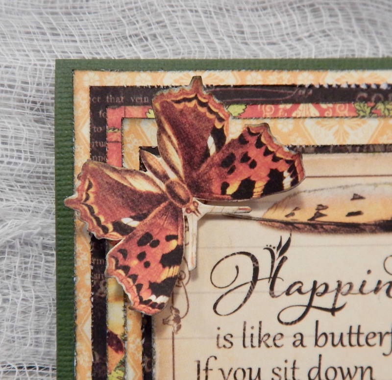Just Because Card Set  Nature Sketchbook  By Katelyn Grosart  Product By Graphic 45  Photo 7