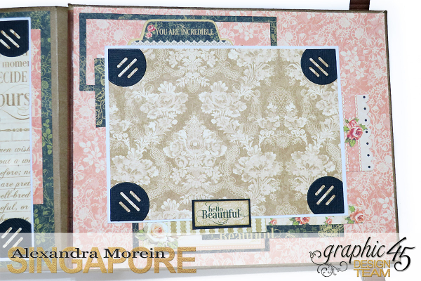 Mini Album  A Portrait of a Lady  Tutorial by Alexandra Morein  Product by Graphic 45  Photo 19 (1)