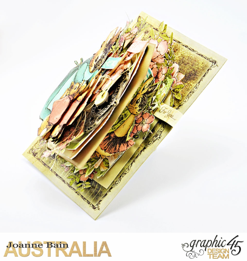 Easter-Card -Once-Upon-A-Springtime -Tutorial-By-Joanne-Bain -Product-by-Graphic-45 -Photo-4