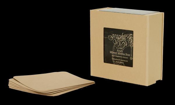 4500984—Mixed Media 5x5 Box—Kraft copy