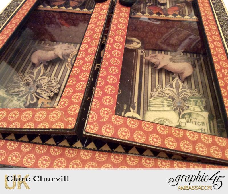 Curio Cabinet 5 Clare Charvill Graphic 45