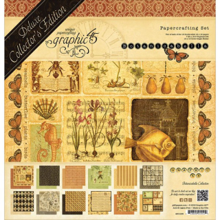 Botanicabella  Deluxe Collector's Edition  Graphic 45 Cover