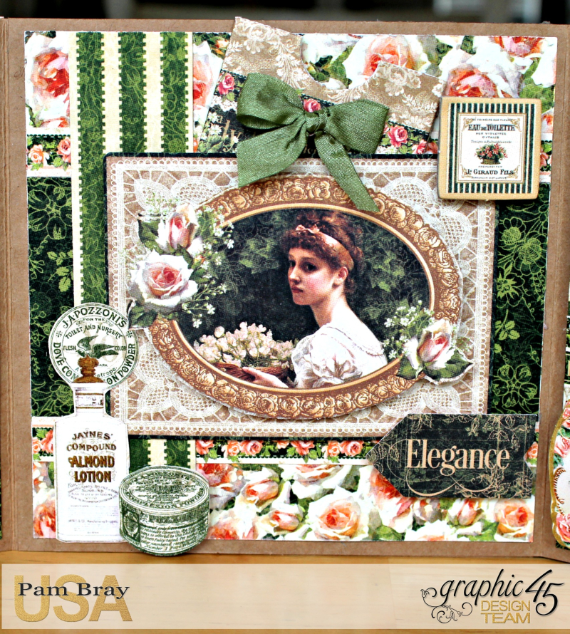 Graphic 45 Portrait Of A Lady by Pam Bray Photo 4_4689