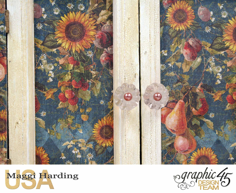 Cabinet  French Country  Maggi Harding  Graphic 45 (6)