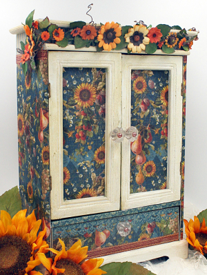 Crop  cabinet  French Country  Maggi Harding  Graphic 45 (1)